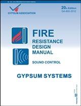 Fire Resistance Design Manual, 20th Edition, PDF Download - GA-600-2012